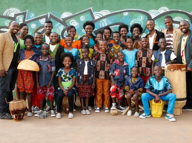 The Watoto children will perform in Sawtell, Coffs Harbour and Nambucca Heads.