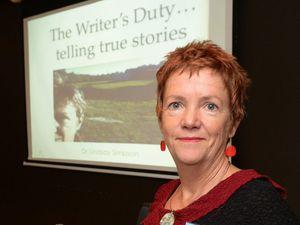 Writers share skills at Literary Luncheon