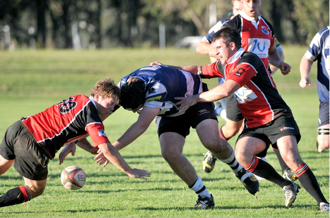 SCU Marlins landed in second spot on the rugby table by upsetting Port Pirates.