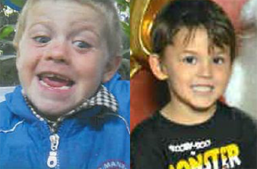 5-year-old (left) and 6-year-old (right)