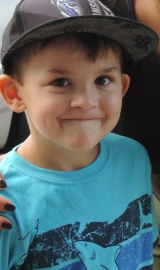 Nicholas Baxter, one of the missing boys