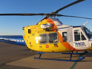 RACQ CQ Rescue come to the aid of stranded boaties
