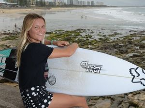 Surfing title in Keely's sight