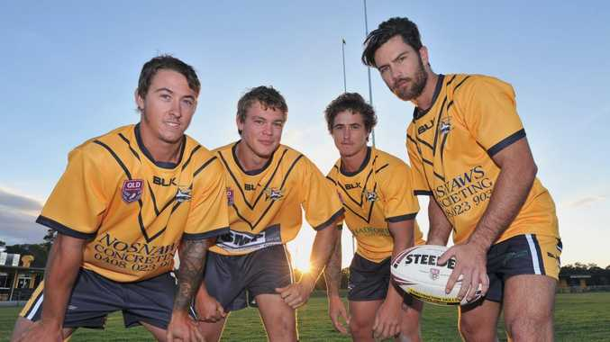The honeymoon is well and truly over for the Caloundra Sharks who find themselves winless after four rounds of the Sunshine Coast Gympie Rugby League Caloundra RSL Cup.