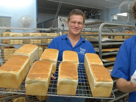 Peter Grant of Bushman's Bread.