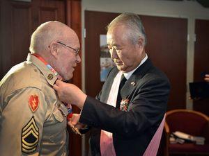 'Korea will never forget': Korean War veterans honoured