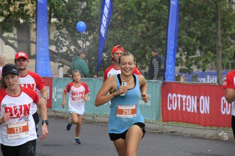 Run Sunshine Coast. Action shots from the day Photo: Pete Evans / Sunshine Coast Daily