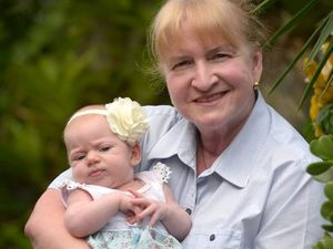 Bundaberg midwife delivers her own grandchild