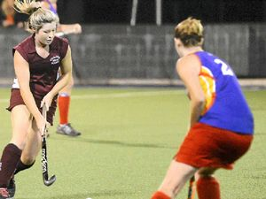 Cooloola Heat hockey women take down top team