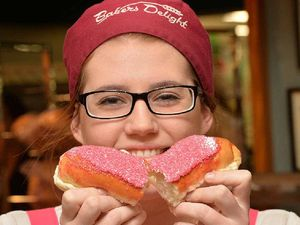 Mackay community is behind pink bun fundraiser