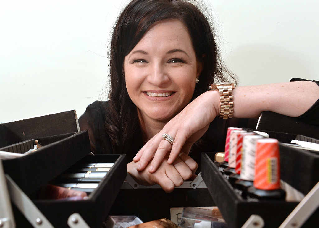 Lauren Skippen's business Blush It, won the Daily Mercury's Facebook poll for favourite beautician.
