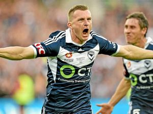 Melbourne Victory's success completes season
