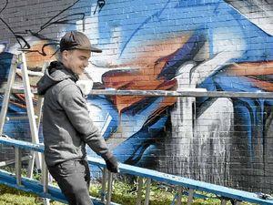 Dutch modern master leaves his mark in Toowoomba