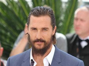 Matthew McConaughey film booed at Cannes