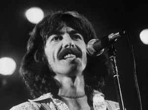 George Harrison's guitar sells for $490k