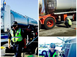 National figures on heavy vehicle offences for 2015