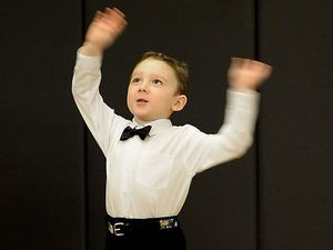Performers hit the right notes at Ipswich Junior Eisteddfod