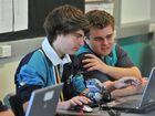 PHOTOS: Robots raid our schools