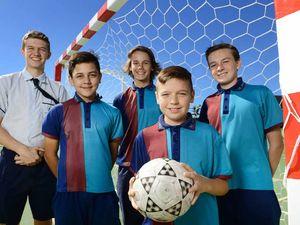 College futsal players make higher grades