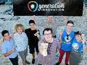 Coast community rallies behind young entrepreneurs