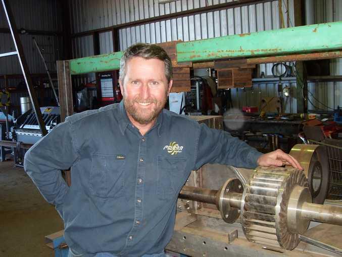 Pelena Energy owner Peter Lynch