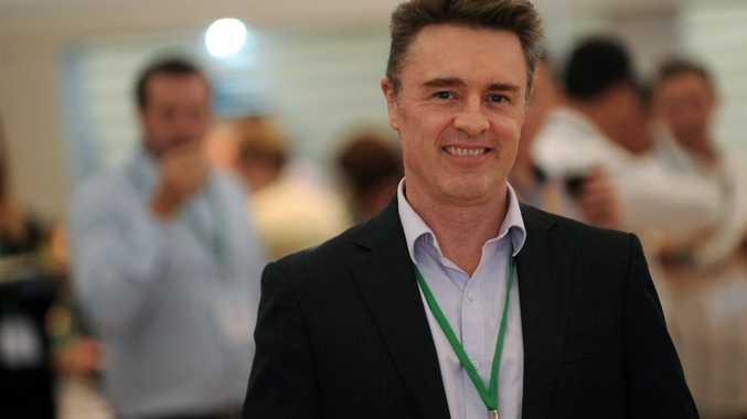 Regional Development Australia Sunshine Coast CEO Russell Mason will take up his new post at Suncare Community Services in June.