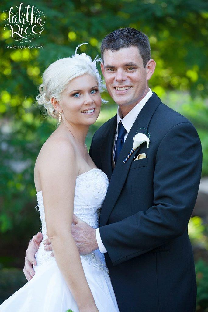 Nicole Norris and Matthew Edwards