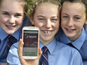 "Students to develop app after impressing ""Shark"""