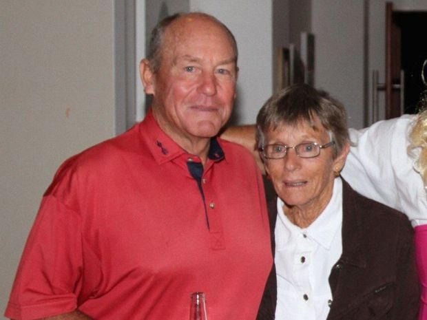 Sippy Downs couple Terry and Jenny Law were found dead in their unit on Friday, May 15, 2015. Their deaths are not being treated as suspicious.