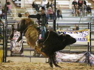 Dunn bucks injury for shot at rodeo in Vegas