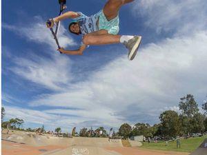 Rocky skater takes top prize