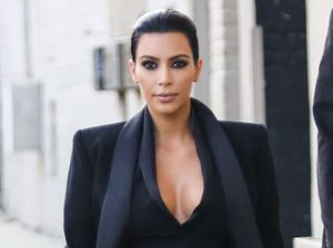 Kim Kardashian West: felt 'natural' to see Jenner in dress