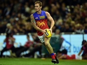 Dayne Beams offers a ray of sunshine to Brisbane Lions