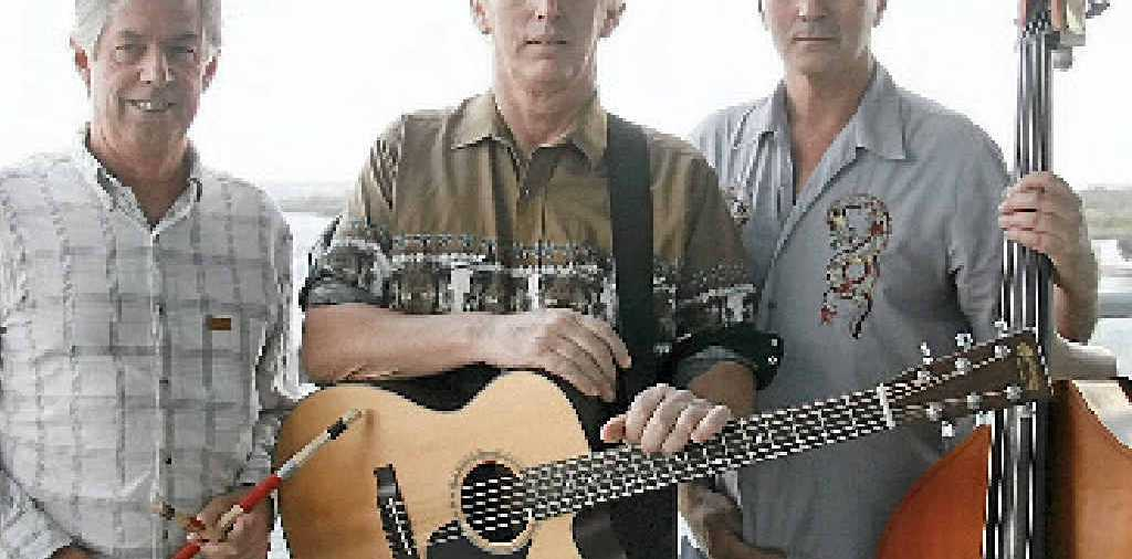 DUST UP: See Dustier than Ever at the Paragon Theatre in Childers on Tuesday.