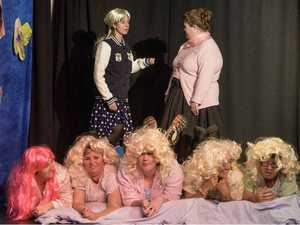 Grease superstar gives Grafton playgroup her blessing