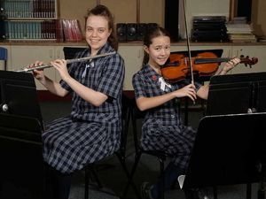 Our musical prodigies show off their talent