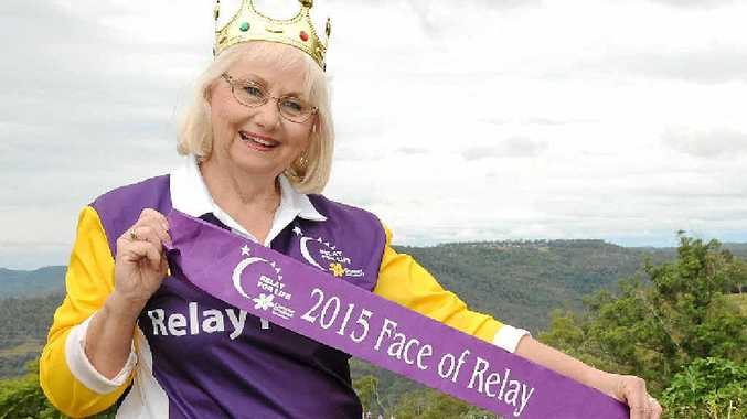 GREAT EVENT: Margaret Murray is encouraging people to take part in the 2015 Relay for Life.