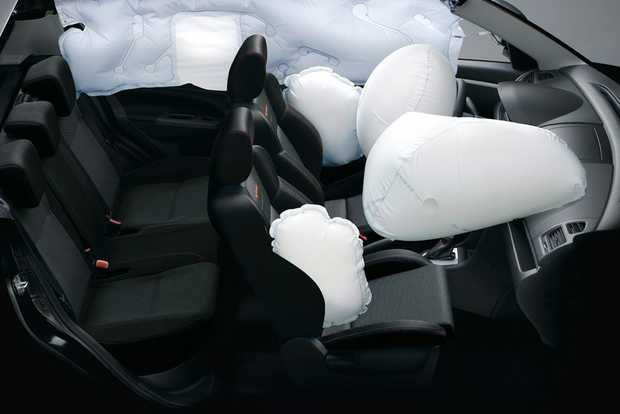 DANGER: Takata airbags have been responsible for injuries and deaths overseas