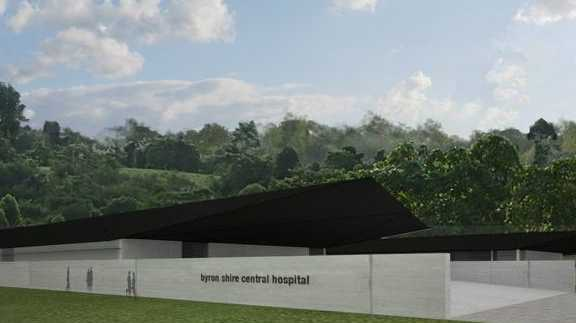Residents are invited to an information session on the progress of the new Byron Central Hospital.