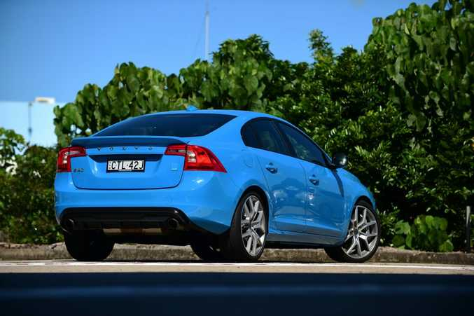 2015 Volvo S60 Polestar. Photo: Iain Curry / Sunshine Coast Daily