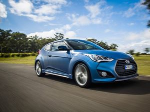 New Sub-$30k Hyundai Veloster SR Turbo