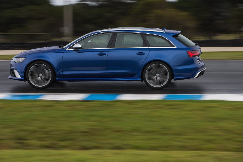 Audi RS 6 Avant Performance