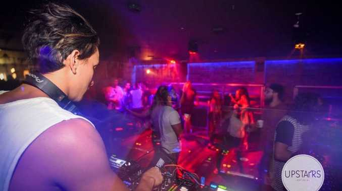 Upstairs nightclub at Caloundra has been voted the best night life spot on the Coast.