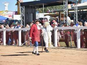 Fraser Coast Show - Grand Parade 2015