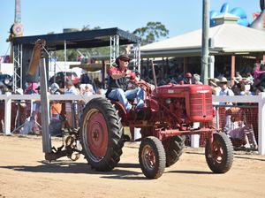 We were there for the Fraser Coast Show