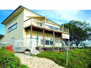 Safety concerns trigger club balcony demolition