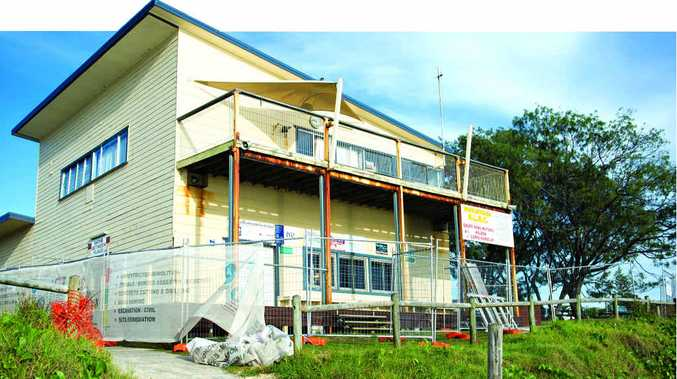 Safety concerns triggers demolition