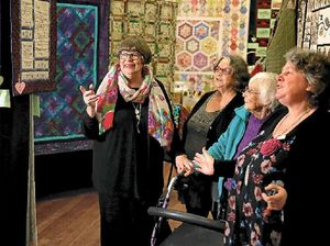 Today: Lismore Craft and Quilters 35th Birthday Show