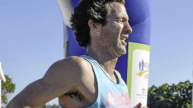 STAMINA: Jackson Elliott, who will take on the Noosa Run half-marathon, has set his sights on representing Australia in the steeplechase at next year's Rio Olympics.