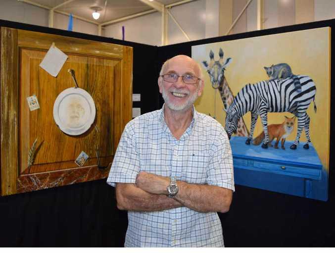 SPOTLIGHT: 2015 Immanuel Arts Festival Artist in Focus Clive Holden.